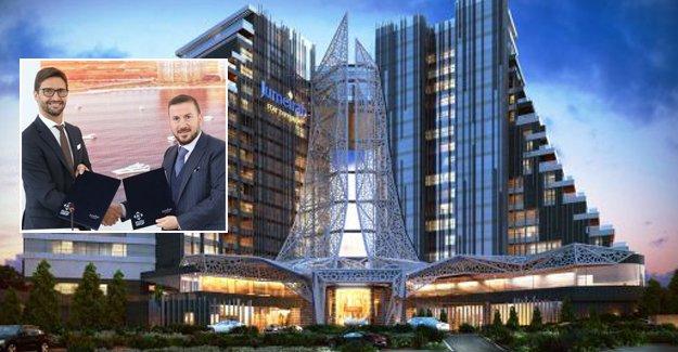 SeaPearl Ataköy'ün otelini Dubaili Jumeirah Group işletecek!