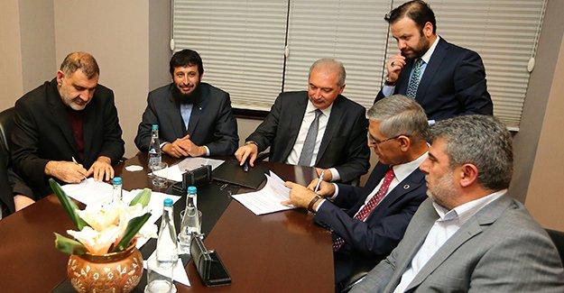 Seha Yapı'nın Başakşehir Projesinde imzalar atıldı!