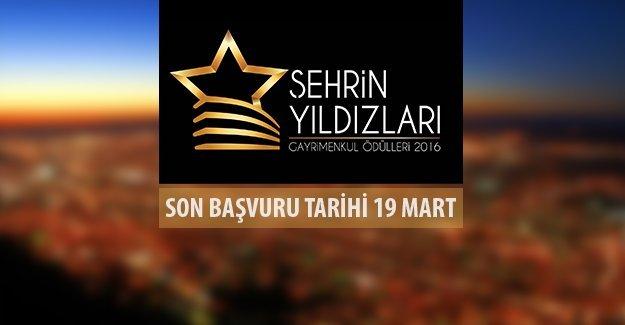 Şehrin Yıldızları 2016 başvuruları için son 3 gün!