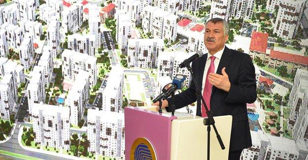 Seyhan'da kentsel dönüşüm detayları belli oldu!