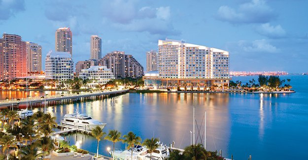 Sinpaş GYO Miami'ye gönderiyor!