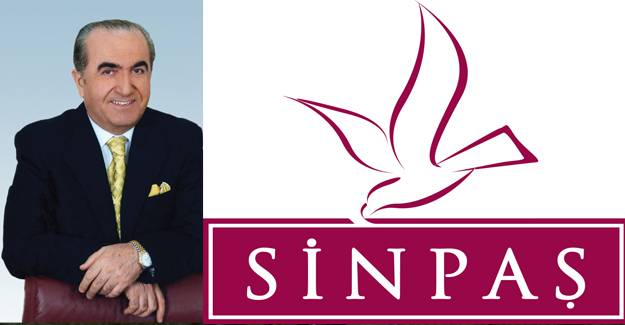 Sinpaş Holding'den 3 bin konutluk satış hedefi!