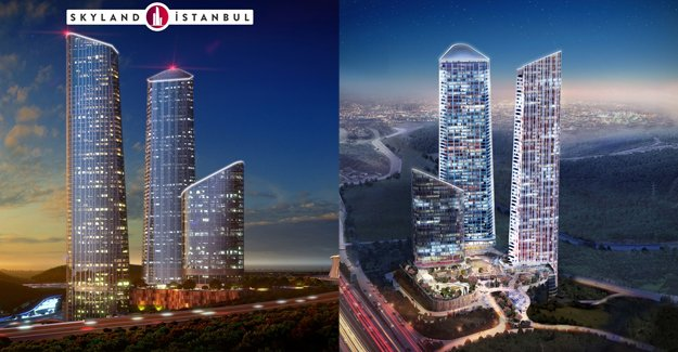 Skyland İstanbul nerede? İşte lokasyonu...