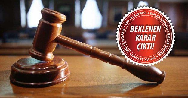 Mahkemeden emsal artışına onay !