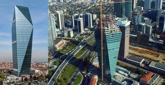 Soyak Kristal Kule dünyanın en iyi 10 binasından 1'i oldu!