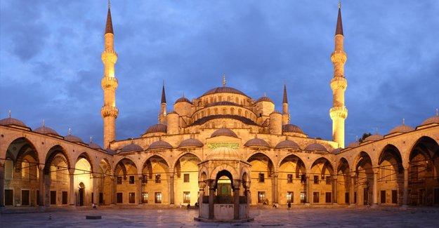 Sultanahmet Camisi'nde restorasyon çalışmaları devam ediyor!