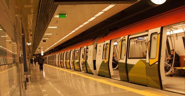 Sürücüsüz metro ilk defa Türkiye'de!