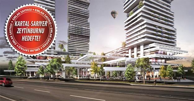 Tekfen'den İzmir'e yeni proje!