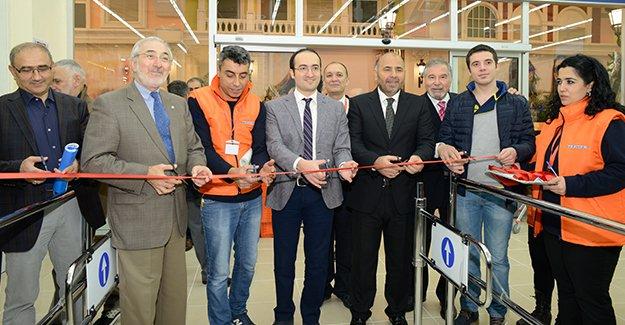 TEKZEN, Gaziosmanpaşa Viaport Venezia AVM'de Açıldı!