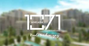 1071 Ankara Çukurambar'da yükselecek!