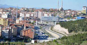 Ankara Pursaklar'da metruk bina yıkımları devam ediyor!