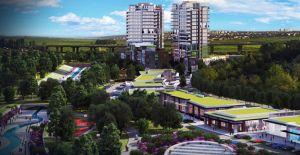 Bahçeşehir Park Bahçeşehir'de yükseliyor!