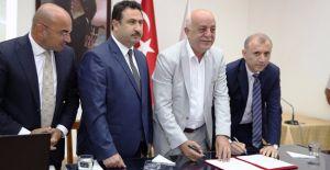 Hatay İskenderun'da dönüşüm kredisi protokolü imzalandı!