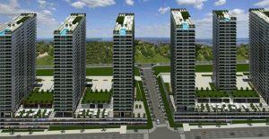 Mina Towers / İstanbul Anadolu / Kadıköy / Fikirtepe