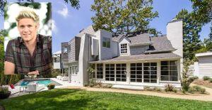 Niall Horan Los Angeles'taki hayaletli evi satın aldı!