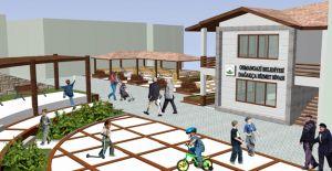 Osmangazi'de her köye meydan ve hizmet binası!