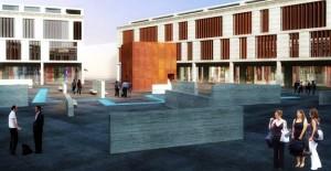 Aksaray Belediyesi Eski Terminal projesinde iş merkezleri ihalesi yapıldı!