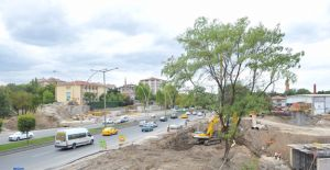 Ankara Samsun Yolu'nda ulaşım 1 ay boyunca aktarmalı olarak sağlanacak!