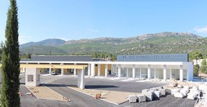 Antalya Akseki Şehirlerarası Otobüs Terminali ve İtfaiye İstasyonu tamamlandı!