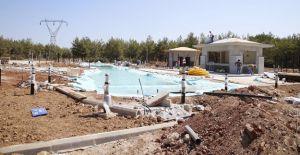 Antalya Döşemealtı'nın 11 mahallesine park!