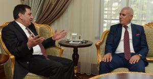 Başkan Bozbey Misi ve Gölyazı projelerini anlattı!