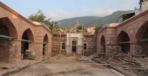 Bursa'da 5 asırlık medrese restore edildi!