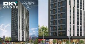 DKY Cadde Göztepe 05 Satış Ofisi!