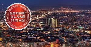 GYODER Bursa konut projeleri kampanyası!