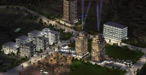 Huzzak Tower Metro / İstanbul Avrupa / Başakşehir