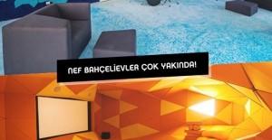 İstanbul Bahçelievler'de yeni proje; Nef Bahçelievler