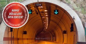 İşte İstanbul'da yapılacak 6 tünel!