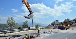 İzmir Bornova'ya 3 milyonluk kanal yatırımı!