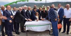 İznik Belediyesi Ülker Aktar Huzurevi'nin temeli atıldı!