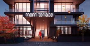 Marin Terrace iletişim!