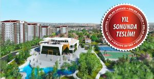 Mebuskent'te sınırlı sayıda 2+1 ve 3+1 daire konut alıcılarını bekliyor!