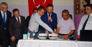 Nevşehir Gülşehir TOKİ konutları kurası çekildi!