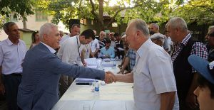 Nilüfer Yaylacık Mahallesi'nde 600 hak sahibine tapuları verildi!