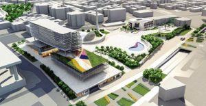 Osmangazi Kent Meydanı kentsel dönüşüm son durum!