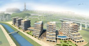 Seba İnşaat'tan yeni proje; Seba Flats Cendere