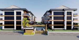 Tire Garden İzmir projesi Tire'de yükseliyor!