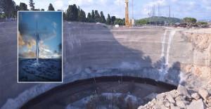 360 derece İstanbul seyir keyfi sunan kulenin temeli atıldı!
