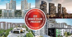 Ankara'da hemen teslim 7 proje ve fiyatları!
