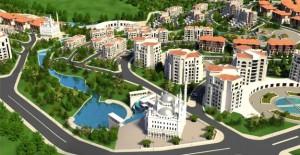 Ankara Elmadağ#039;da kentsel dönüşüm...