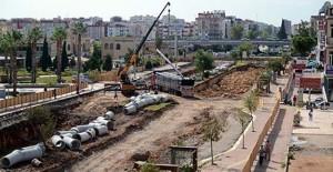 Antalya'da Düden tünel geçişli kavşak projesi tam gaz!