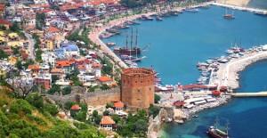 'Antalya'da konut metrekare fiyatı 10 bin lirayı görecek!'