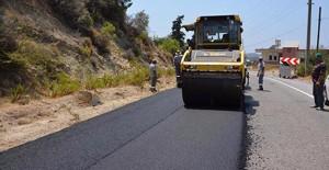Antalya'nın yolları asfaltlanıyor!