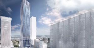 Büyükdere Caddesi'nde yeni ofis projesi; İstanbul Tower 205