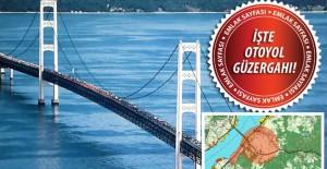 Çanakkale Boğaz Köprüsü - Otoyol...