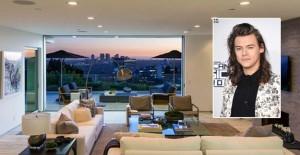 Harry Styles'ın 6.87 milyon dolarlık evi!