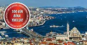 İstanbul kentsel dönüşümde yıkım bütçesi 5 milyar lira!